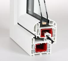 Plastová okna Jihlava - profil