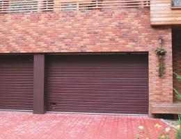 Sekční vrata garážová Jihlava